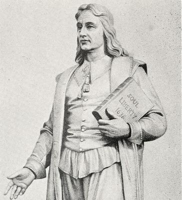 ロジャー・ウィリアムズ彫像の画像